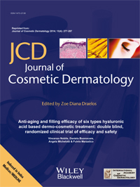 Journal of Cosmetic Dermatology