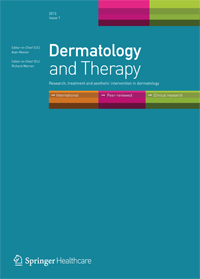 Dermatology therapy