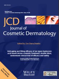 JCD - Journal of cosmetic Dermatology