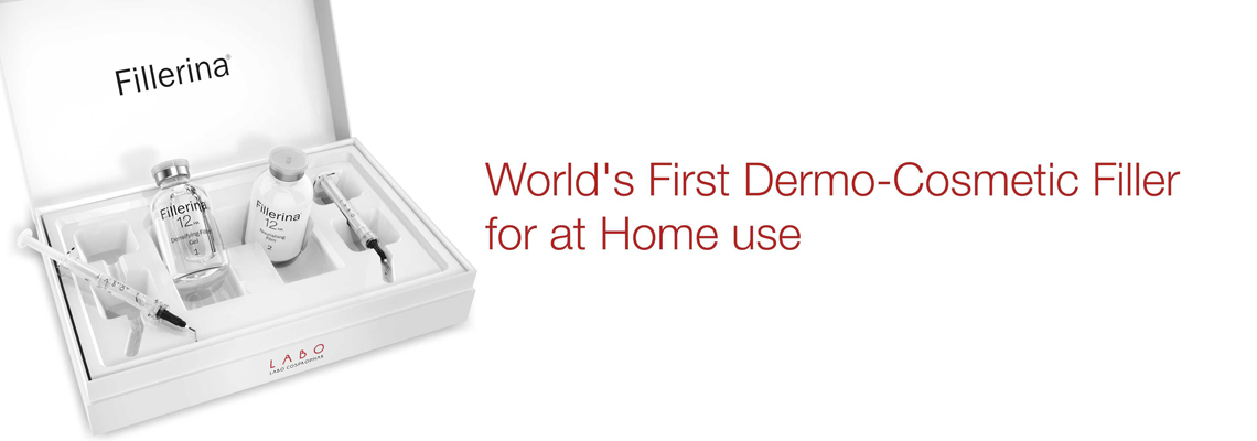 Worlds first dermo cosmetic filler for at home use