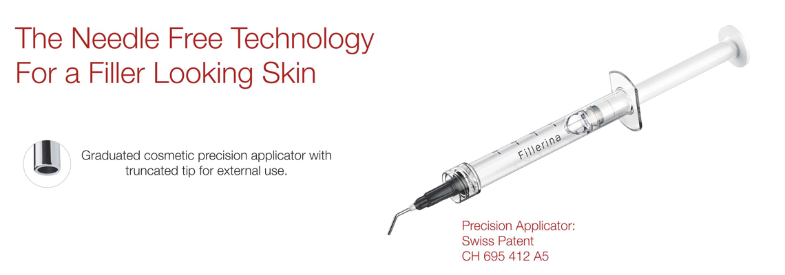 Needle free technology - Fillerina Applicator