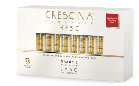 Crescina Anti-Hairfall Grade 2